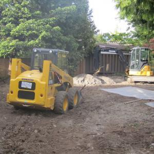 Yard Levelling Squamish