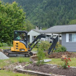 Underground Utilities Squamish